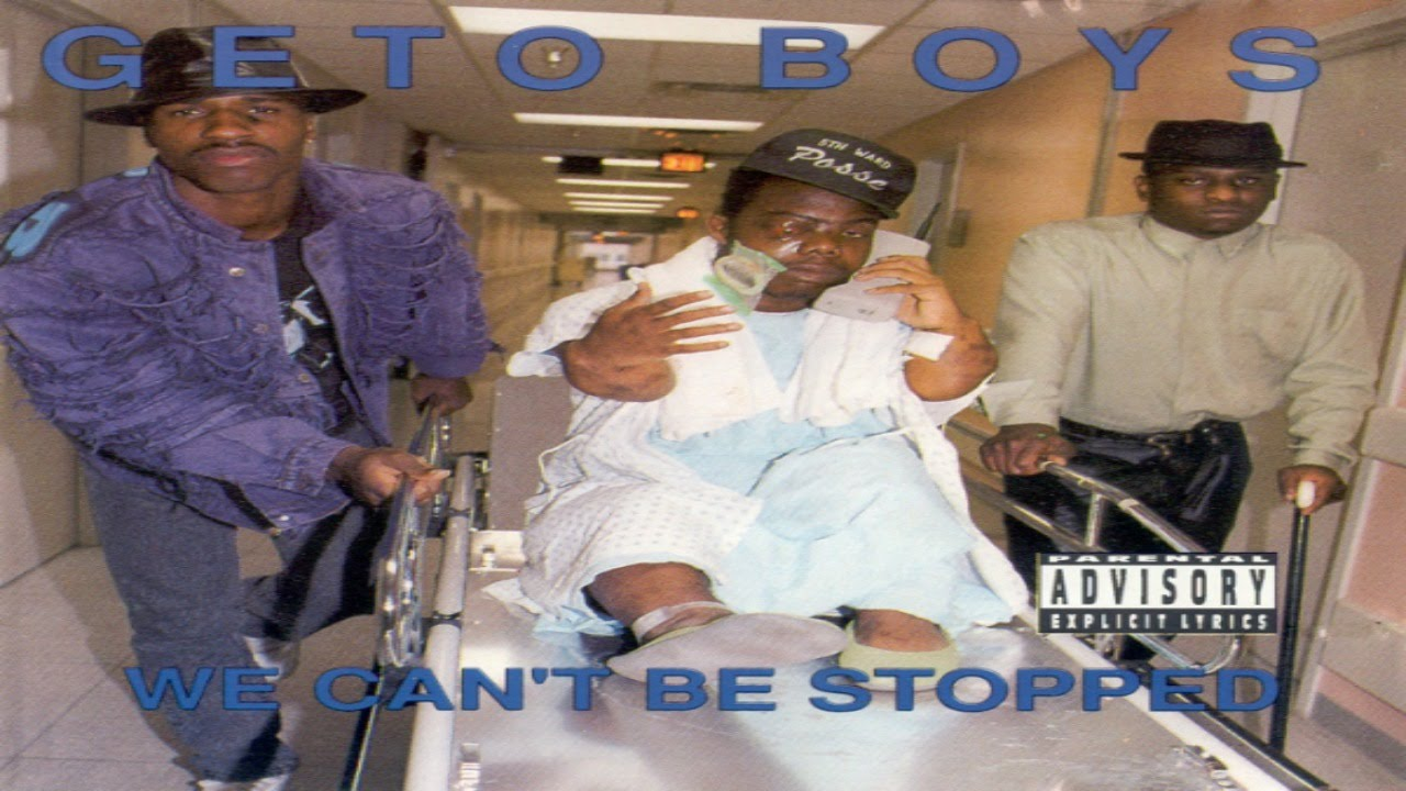 Geto Boys - We Can't Be Stopped (Full Album) 1991 - YouTube
