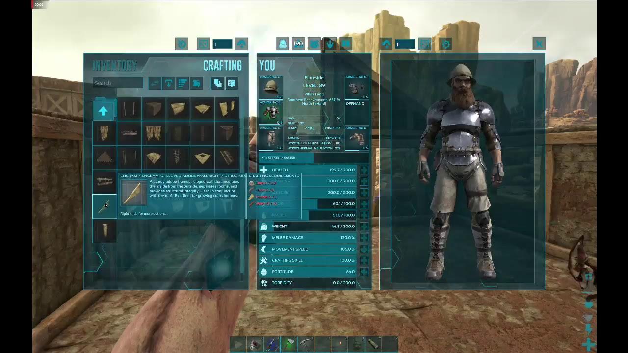 Ark: Survival Evolved.