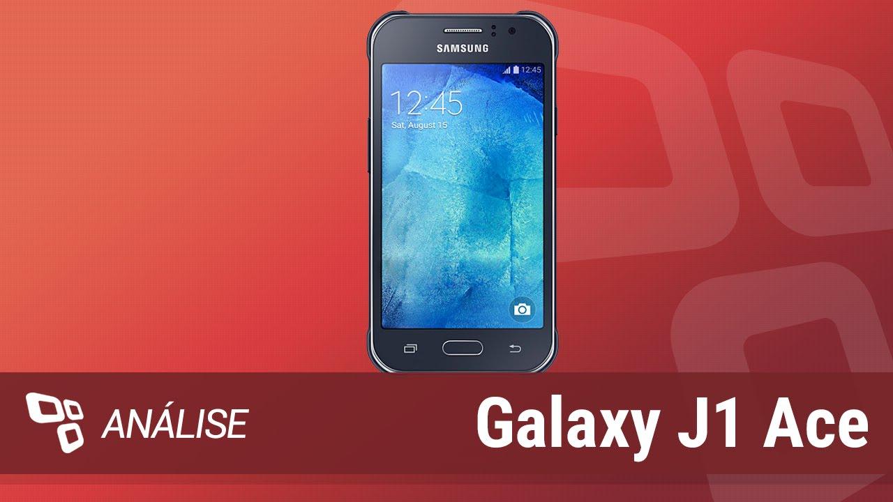 70395dafbe Samsung Galaxy J1 Ace  Análise  - TecMundo - YouTube