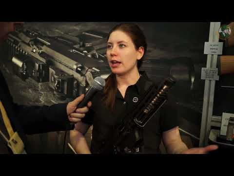 Shot Show 2018 new products review firearms manufacturer exhibition Las Vegas United States
