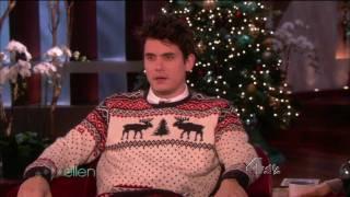 John Mayer - Ellen Degeneres Show Pt.1[12/15/09]