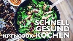 Gesund und schnell kochen mit KptnCook - FitMit Koch App