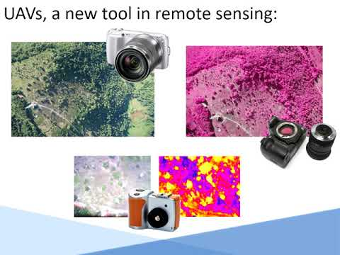 BMVA Tech Meeting: Remote Sensing -  Jordi Salvador - multimodal UAV imagery automatic registration