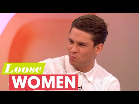 Joey Essex On Trying Hard At School | Loose Women