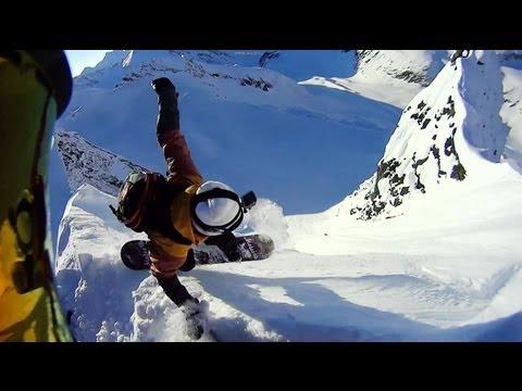 Mates in Alaska - Snowboarding w/ Jake Koia - TEASER