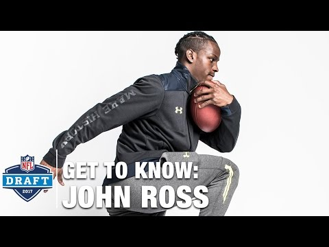 Get to Know: John Ross (Washington, WR) | 2017 NFL Draft