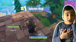 SOLO SIEG with MY LIEBLINGS SKIN I FORTNITE BATTLE ROYALE