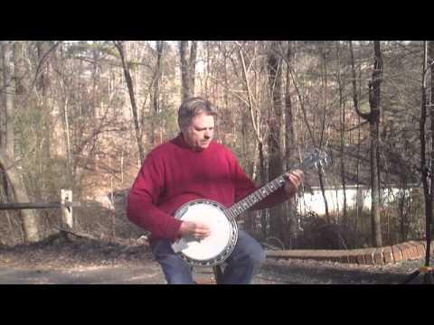 Celtic Medley on six string banjo