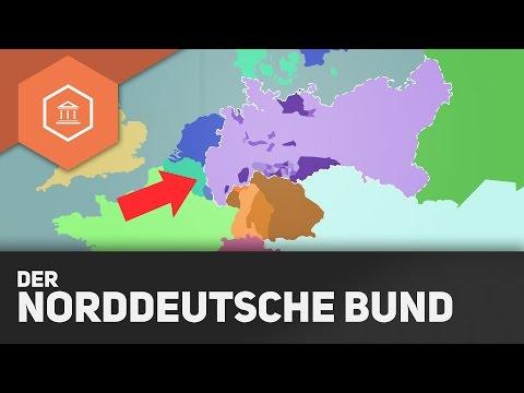 Der Norddeutsche Bund – Die Einigung Deutschlands durch Blut & Eisen