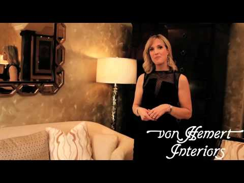 Von Hemert Interiors Featuring Baker Furniture Youtube