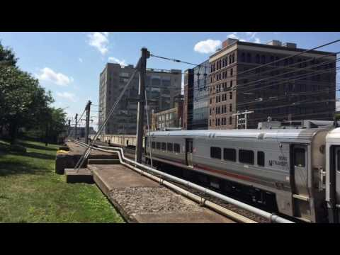 SEPTA Leased New Jersey Transit Equipment Heading into Suburban Station