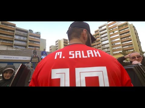 La Fouine - Mohamed Salah [CLIP OFFICIEL] #RAP #5