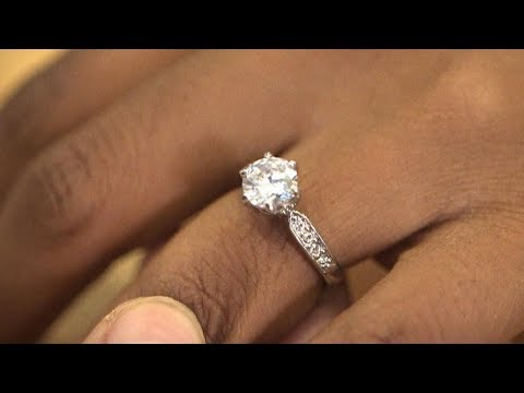 Thief Steals A Woman's Engagement Ring At Nail Salon | What Would You Do? | WWYD