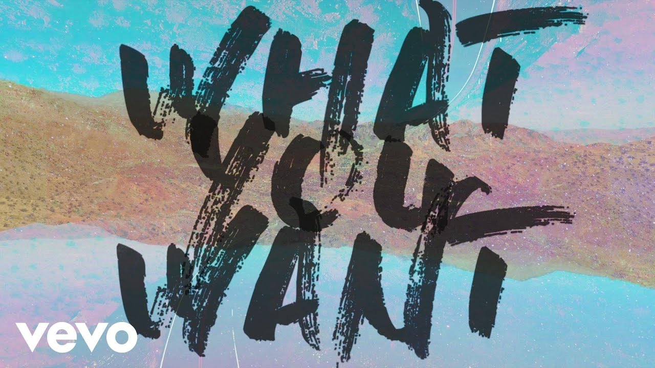 Tenth Avenue North What You Want Official Lyric Video