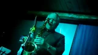 "Jerry Bergonzi Organ Trio ""Theme for Ernie"" -  Small Jazz Club"