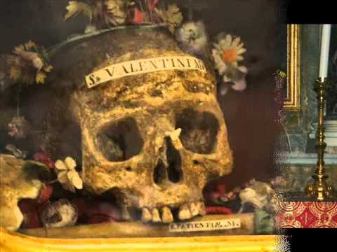 The Skull Of St. Valentine, The Patron Protector Of Lovers