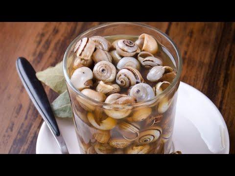 Cómo se hacen los caracoles, receta e ingredientes