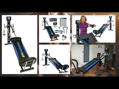 Total gym xls u2013 universal home gym for total body workout review