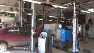 Сажевый фильтр на Ford Transit . Сажевый фильтр DPF.