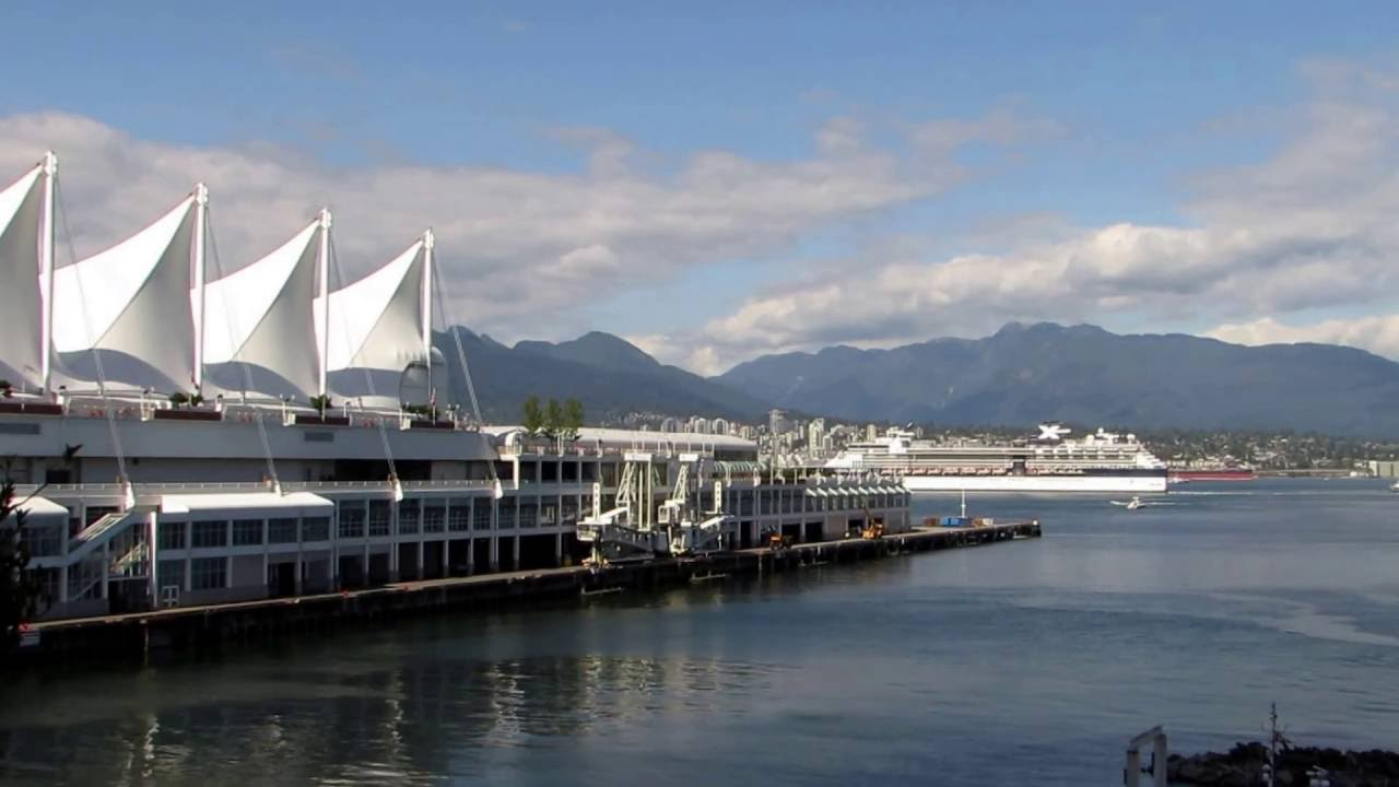 Celebrity Infinity Is Leaving Vancouver For A Cruise To
