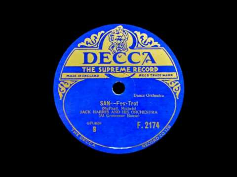 SAN (HOT!!) - Jack Harris and his Orchestra