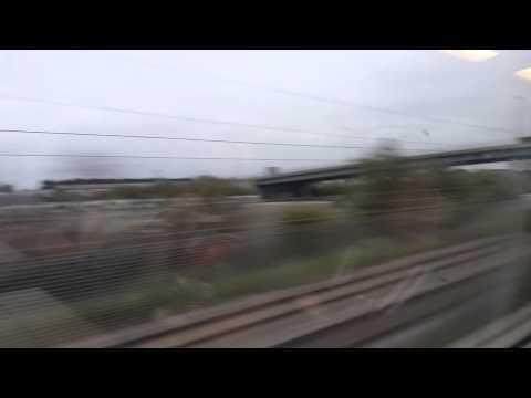 300 km/h arriba del tren bala - Eurostar UK