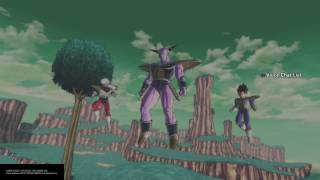 area 51 in this bih   xenoverse 2   a hero and his friend   w butterboy