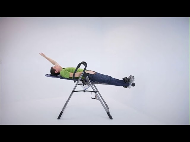Securing Your Ankles/Testing Your Balance/Rotating/Full Inversion/Storage & Maintenance