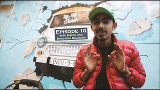 Hip-Hop Diaries EP. 10 | Bizuli Interview | Bhagyesh Bhandari | Freestyle Jam Up