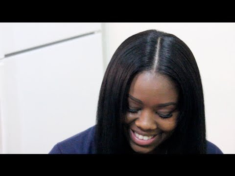 Basic Full Weave Installation With Minimal Leave Out Part