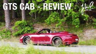 991.2 Carrera GTS Cabriolet Manual VS PDK  - REVIEW | EP 026