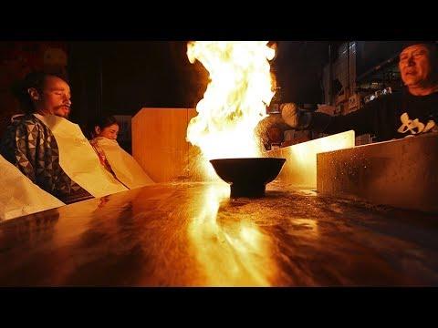 La temible sopa de ramen de fuego   KIOTO