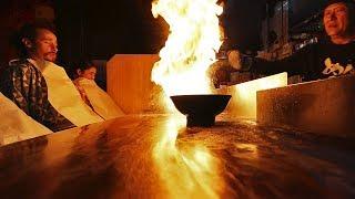 La temible sopa de ramen de fuego | KIOTO