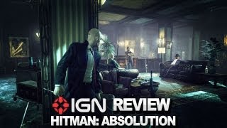 Hitman: Absolution Video Review - IGN Reviews(Click here for the launch trailer http://bit.ly/T5W7q0 Has Agent 47 returned to his wicked ways? Subscribe to IGN's channel for reviews, news, and all things ..., 2012-11-18T13:00:39.000Z)