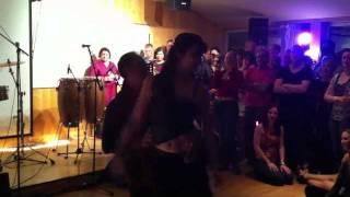Bachata Show Fabian and Nicolina