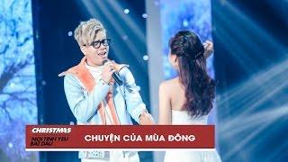 lien khuc chuyen cua mua dong hen mot mai - bui anh tuan  christmas live concert official video