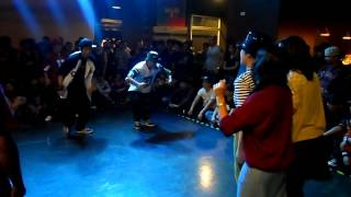 URBNZD 3 on 3 All-Styles Dance Battle PSD vs Soul Mamas