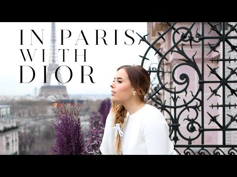 IN PARIS WITH DIOR | Hello October