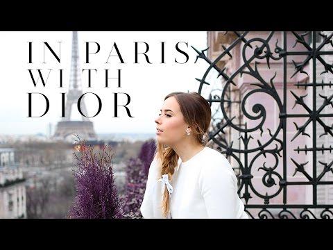 IN PARIS WITH DIOR | Hello October