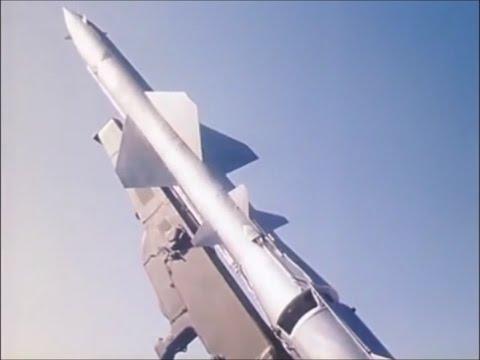 S-75 Dwina missile in Vietnam War