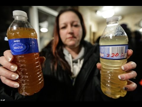 Nearly 30 MILLION Americans drinking contaminated water causes cancer and lead poisoning