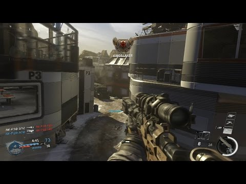 OpTic Pamaj - First Infinite Warfare Sniper Montage
