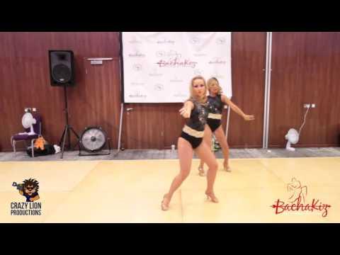 Evelina & Maica - Dance United PRO Team Show @BachaKiz Nottingham 2016