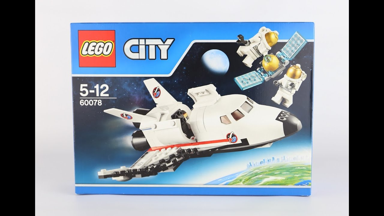 lego space shuttle speed build - photo #4