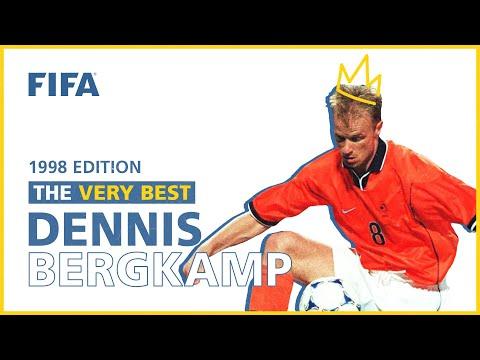 Dennis Bergkamp   France 1998   The Very Best