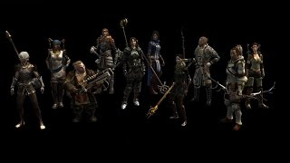 Dragon Age: Inquisition - Varric Talks about Hawke, His Companions and the state of Kirkwall