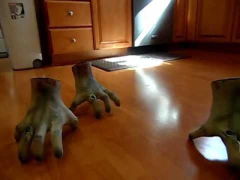 Crawling Monster Hands