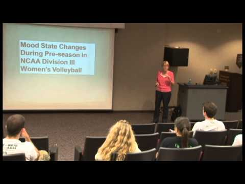 Margaret Jones - Kinesiology Diversification Seminar