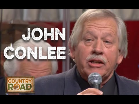 """John Conlee  """"They Also Serve"""""""