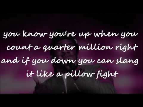 Pusha T - My God W/ Lyrics!